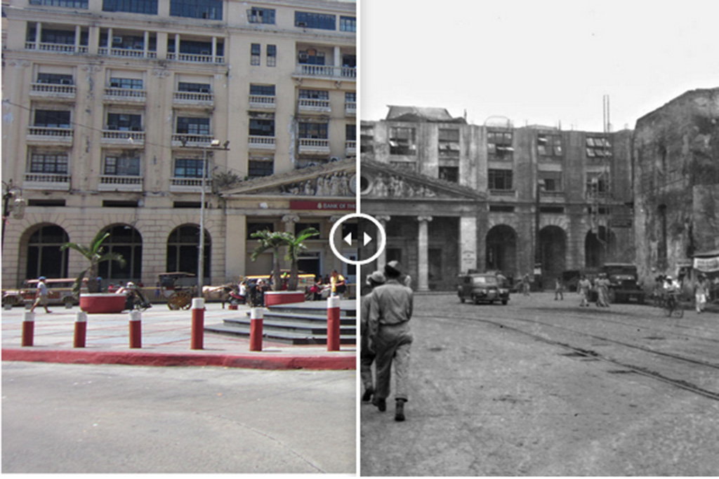 before after battle of manila and 2015