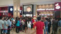 Opening week in Jollibee Dubai. (Twitter/Jollibee)